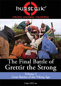 The Final Battle of Grettir the Strong
