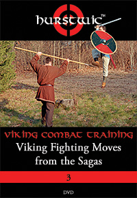 Hurstwic Viking Combat Training DVD 3